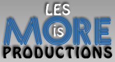 Les Is More Productions-Welcome Page